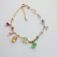 13th month birthstone*armlet*ブレスレット