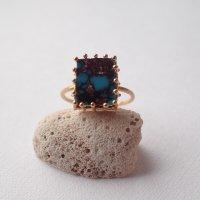 ペルシャターコイズの指環(SOLD OUT)